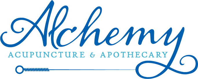 Alchemy Acupuncture logo